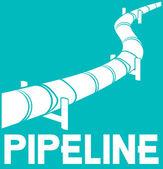 Pipeline — Stock Vector