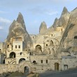 Cave city in Cappadocia — Stockfoto