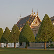 Royal palace in Bangkok, Thailand - Foto de Stock  