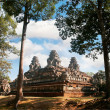 Angkor wat - Stock Photo