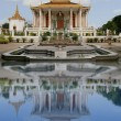 Royal palace, Phnom Pen, Cambodia — Stock Photo