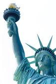 Bliska statua wolności — Zdjęcie stockowe