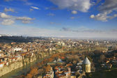 Tbilisi, city view — Stock Photo