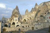 Cave city in Cappadocia — Stock Photo