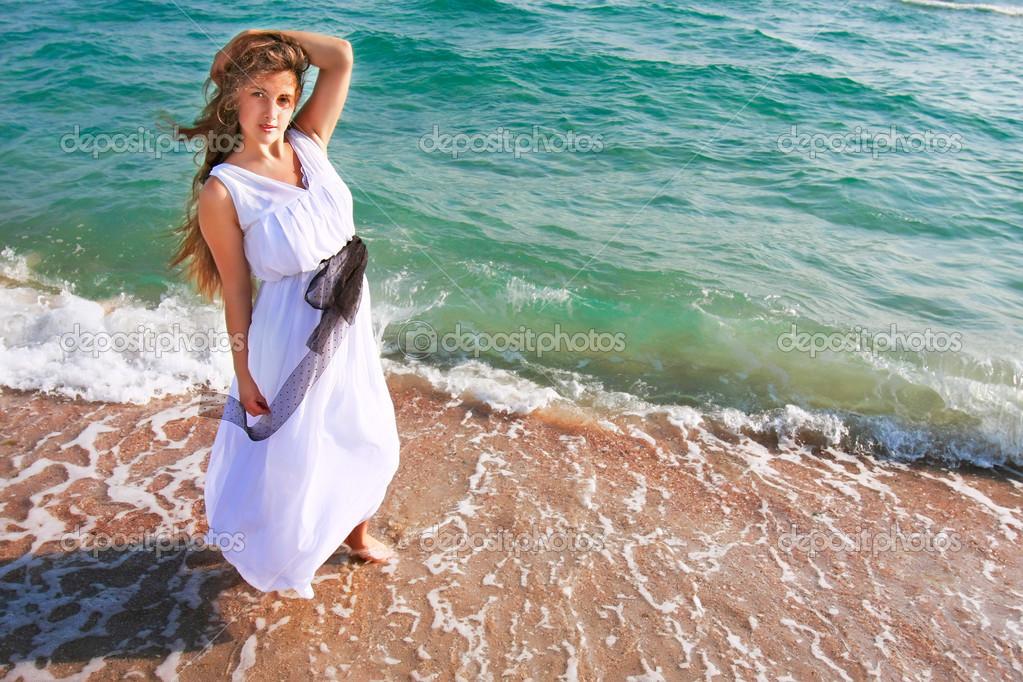 чеченки фото с морем