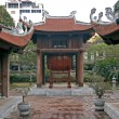 Stock Photo: Temple of literature, Hanoi, Vietnam