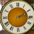 Stock Photo: Old-fashioned clock