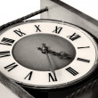 Old clock close up — Stock Photo