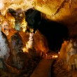Stock Photo: Cave interior