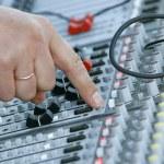 Sound mixer — Stock Photo #12618337