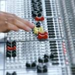 Sound mixer — Stock Photo #12618352