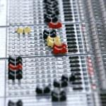 Sound mixer — Stock Photo #12618357
