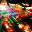Stock Photo: Abstract shot of nightclub