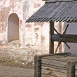 Wooden well — Stock Photo