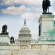 Us capitol in washington dc — Stock Photo #12619020