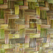Cane wicker work - 图库照片
