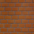 Red brick wall — Stock Photo #12619395