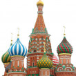 St basil cathedral, moscow, russia - Stock Photo