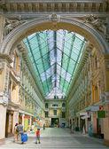 Trade center interior — Stock Photo