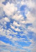 Bright cloudscape — Stock Photo