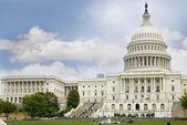 US Capitol in Washington DC — Stock Photo