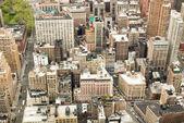 Gratte-ciel à new york — Photo