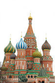 St basil cathedral, moscow, russia — Stock Photo