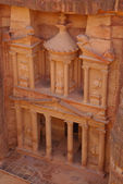 Treasury, Petra — Stock Photo