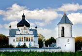 Orthodox monastery — Foto Stock
