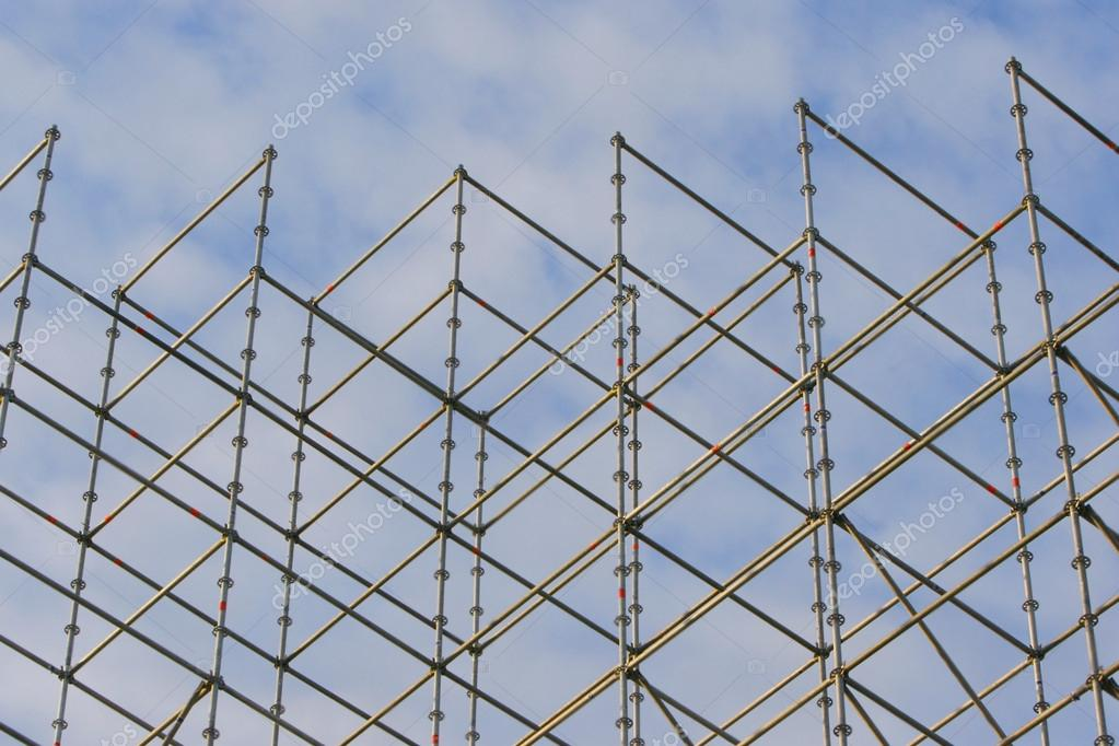Construction site — Stock Photo #12617790