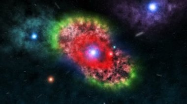 Nebula — Stock Video