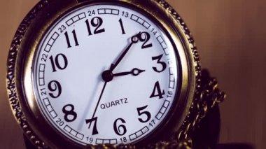 Macro watch — Vídeo de Stock