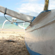 Fishermen's boat — Stock Photo #12780232
