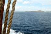 海で — ストック写真