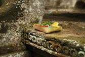Incense in the Temple — Stock Photo