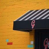 """The """"G"""" Door — 图库照片"""