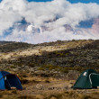 Camp in mountain — Stock Photo #12126382