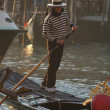 Gondolier — Stock Photo #32555553