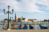 Venice panoramic view — Stock Photo