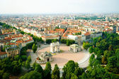 Panorama of Milan — Stock Photo