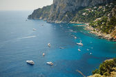 Beautiful sea island of Capri — Stock Photo