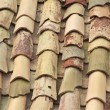 Roofing tiles - Foto Stock