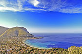 Mondello (horizontal) — Stock Photo