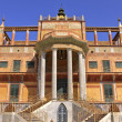 Palazzina Cinese (close view) - Stock Photo