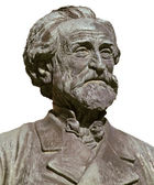 Giuseppe Verdi — Stock Photo