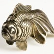 Royalty-Free Stock Photo: Silver fish miniature