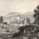 Pompeii theater — Stock Photo #12311186