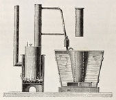 Ice making apparatus — Stock Photo