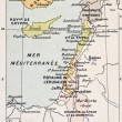 Eastern Mediterranean - Foto Stock
