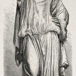 Syracusan woman — Stock Photo #13292888